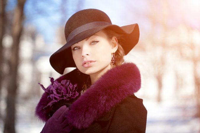 headwear-winter-fashion-2018-675x450 80 Elegant Fall & Winter Outfit Ideas 2020