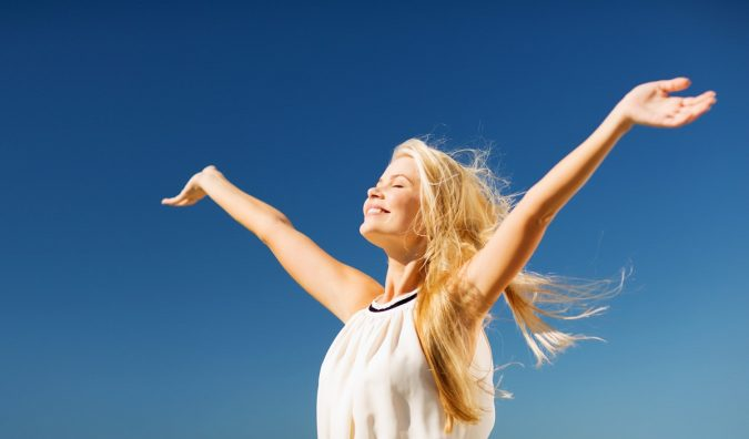 healthy-happy-woman-675x396 10 Ways to Cope With Big Changes in Your Life