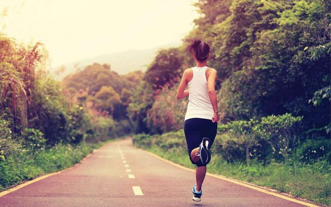 running-healthy-habits-675x422 8 Keys to Set Health Goals and Achieve Them