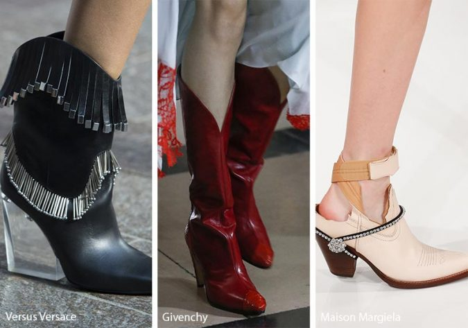 spring-summer-2018-shoes-trends-cowboy-boots-675x473 15 Biggest Summer Fashion Trends We Are Obsessed with