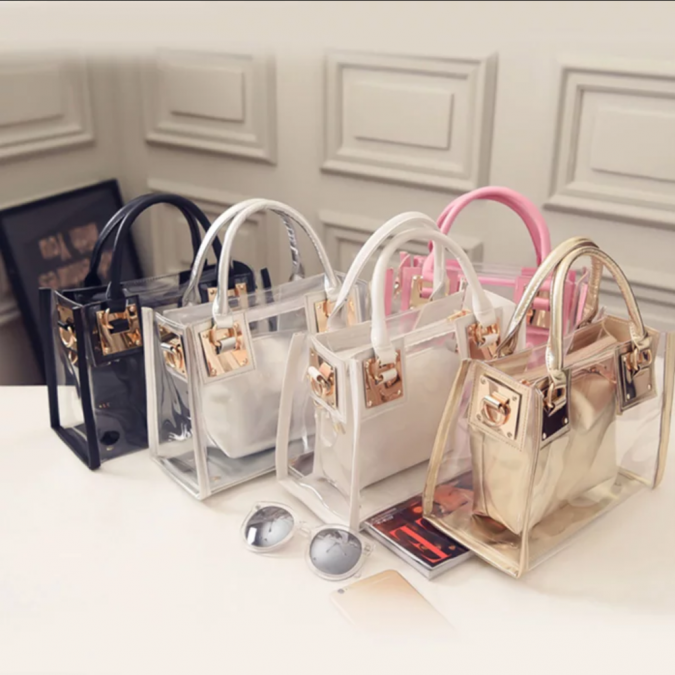 summer-fashion-2018-Transparent-Bag-675x675 15 Biggest Summer Fashion Trends We Are Obsessed with