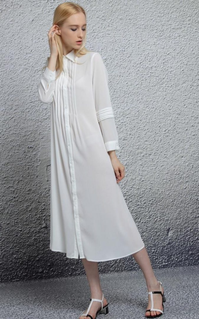 summer-fashion-2018-White-Dress-675x1078 15 Biggest Summer Fashion Trends We Are Obsessed with