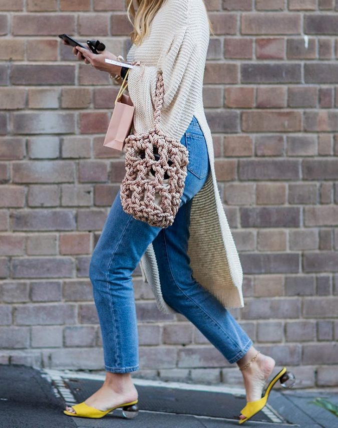 summer-fashion-2018-soft-woven-or-net-bags-675x854 15 Biggest Summer Fashion Trends We Are Obsessed with