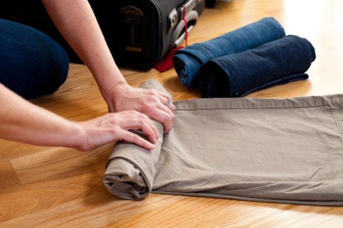 travel-packing-clothes-rolled-675x450 10 Packing Essentials Tips for Your Next Adventure Holiday