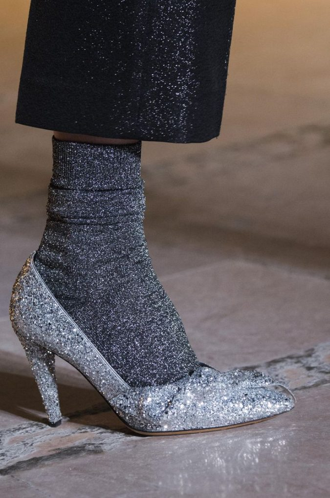 winter-fashion-shoes-and-socks-paris-fashion-weeks-isabel-marant-675x1017 80 Elegant Fall & Winter Outfit Ideas 2018/2019