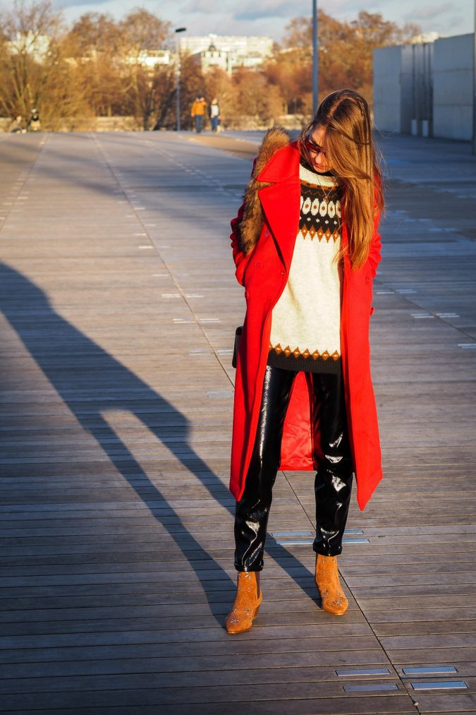 winter-look-outfit-redvinyl_rosesinparis_blog-675x1013 80 Elegant Fall & Winter Outfit Ideas 2018/2019