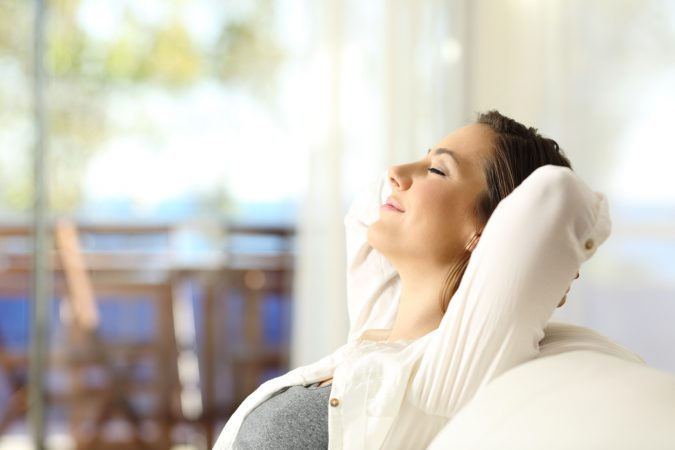 woman-relaxing-675x450 10 Ways to Cope With Big Changes in Your Life