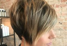 Photo of Best 10 Trendy Short Hairstyles With Bangs