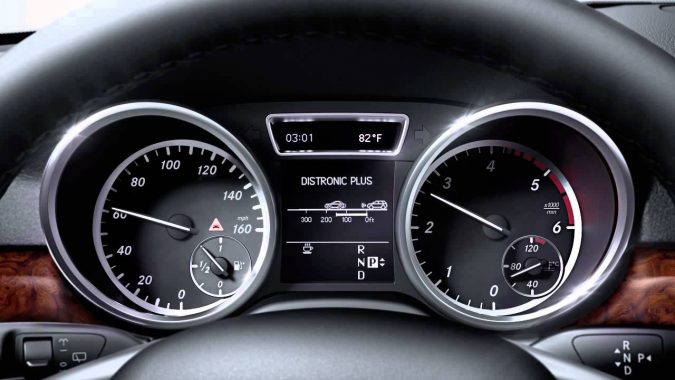 Automobile-Mercedes-Benz-Distronic-Technology-675x380 Top 10 Latest Technologies in Automotive Industry