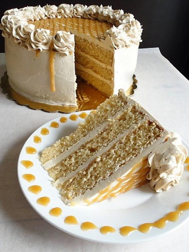 Butterscotch-cake-2 Top Regular Cakes to Add the Sweetness in Your Celebrations