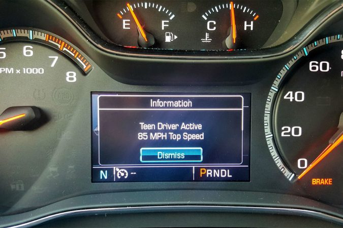 Chevrolet-Teen-Driver-feature-675x450 Top 10 Latest Technologies in Automotive Industry