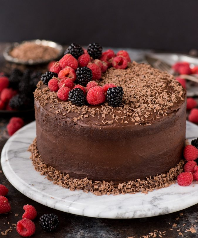 Chocolate-Velvet-Cake-1-675x812 Top Regular Cakes to Add the Sweetness in Your Celebrations