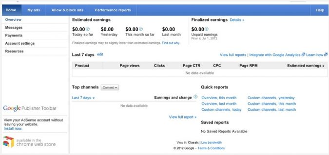 Google-Adsense-Overview-1-675x319 7 Ways to Make Your Own Money