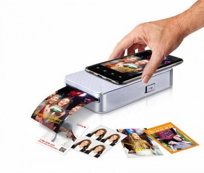 Portable-Photo-Printer-pocket-with-printer-polaroid-mobile-cell-675x575 Best 10 Gadgets for College Students: 2020 Trending