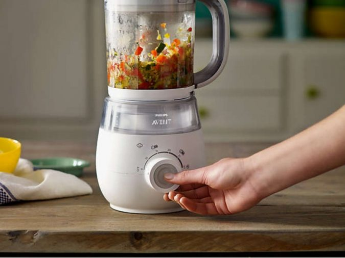 baby-food-maker-philips-675x506 Baby Food Recipes: Making Your Own Baby Food is Simple and Healthy