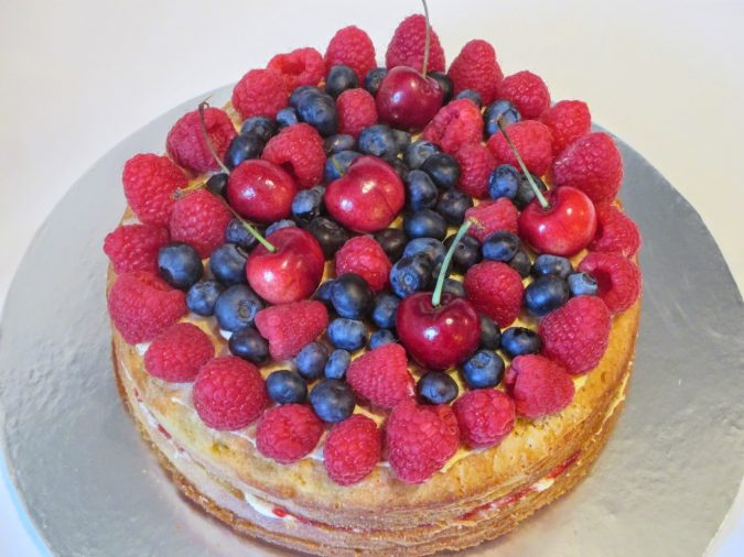 cake-decoration-Cherries-and-Raspberries-675x506 Top Regular Cakes to Add the Sweetness in Your Celebrations