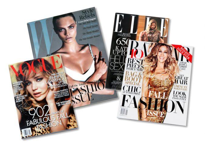 fashion-magazines-675x478 5 Fun Ways to Improve Your Fashion Style