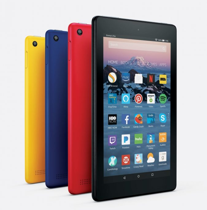 gadgets-Kindle-Fire-7-1-675x686 2019 Trending: Best 10 Gadgets for College Students