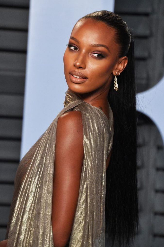 hairstyles-slicked-back-ponytails-675x1013 +12 Most Stylish Hairstyles Women Will Love to Make in 2020