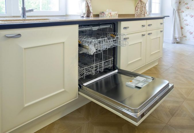 kitchen-gadgets-small-dishwasher-675x464 10+ Kitchen Modern Appliances You Must Have