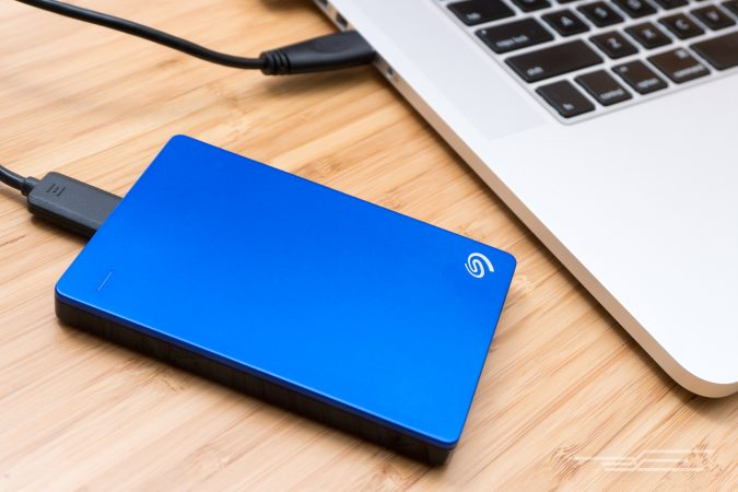laptop-Portable-Hard-Drive-675x450 Best 10 Gadgets for College Students: 2020 Trending