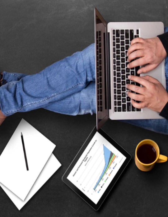 laptop-Relevance-Marketers-New-Secret-Weapon Top 7 Tips and Tricks for Top-notch Content