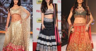 Shop Perfect Lehenga Online [Top Lehenga Saree Designs]