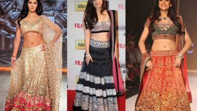 Photo of Shop Perfect Lehenga Online [Top Lehenga Saree Designs]