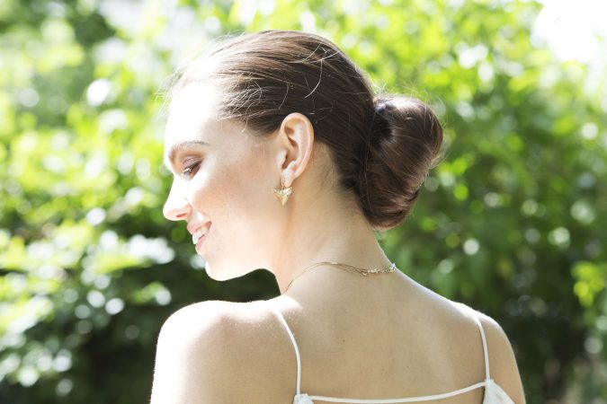 low-ballerina-bun-hairstyle-675x450 +12 Most Stylish Hairstyles Women Will Love to Make in 2020