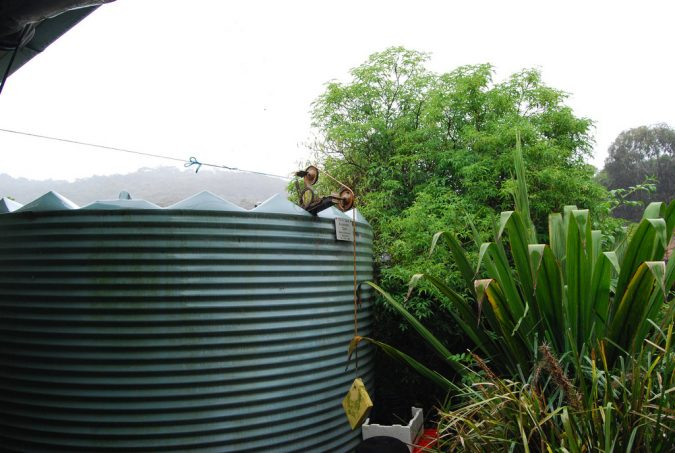 rainwater-tank-2-675x453 How to Budget Naturally When Settling Down
