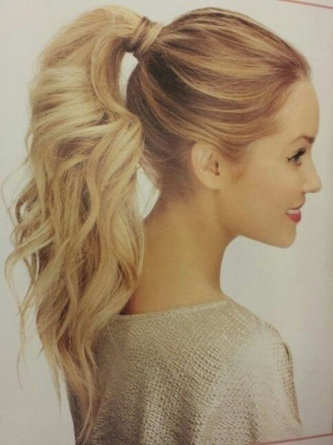 school-hairstyles-High-Ponytail-2-675x900 Top 10 Most Stylish Back to School Hairstyles 2018/2019