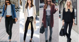 Top 12 Trending Back-to-School Outfits 2018/2019