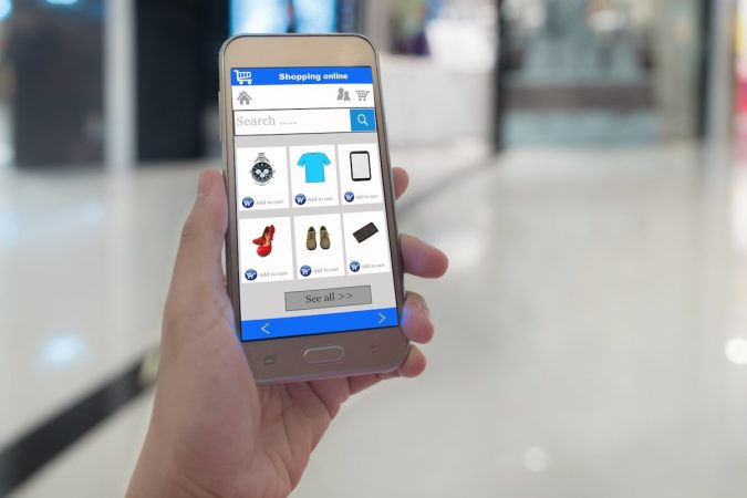 shopping-app-675x450 What Happens When Mobile Takes Over the Customer Journey?