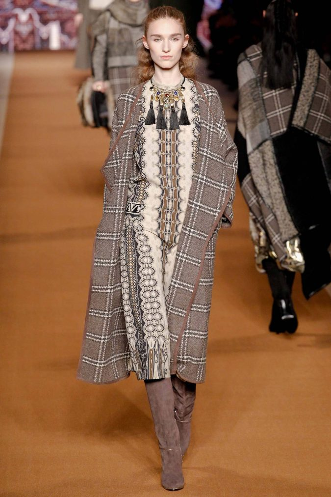 Boho-Chic-outfit-Etro-Fall-Winter-2014-2015-5-675x1012 7 Bohemian Fashion Trends for Fall-Winter 2019