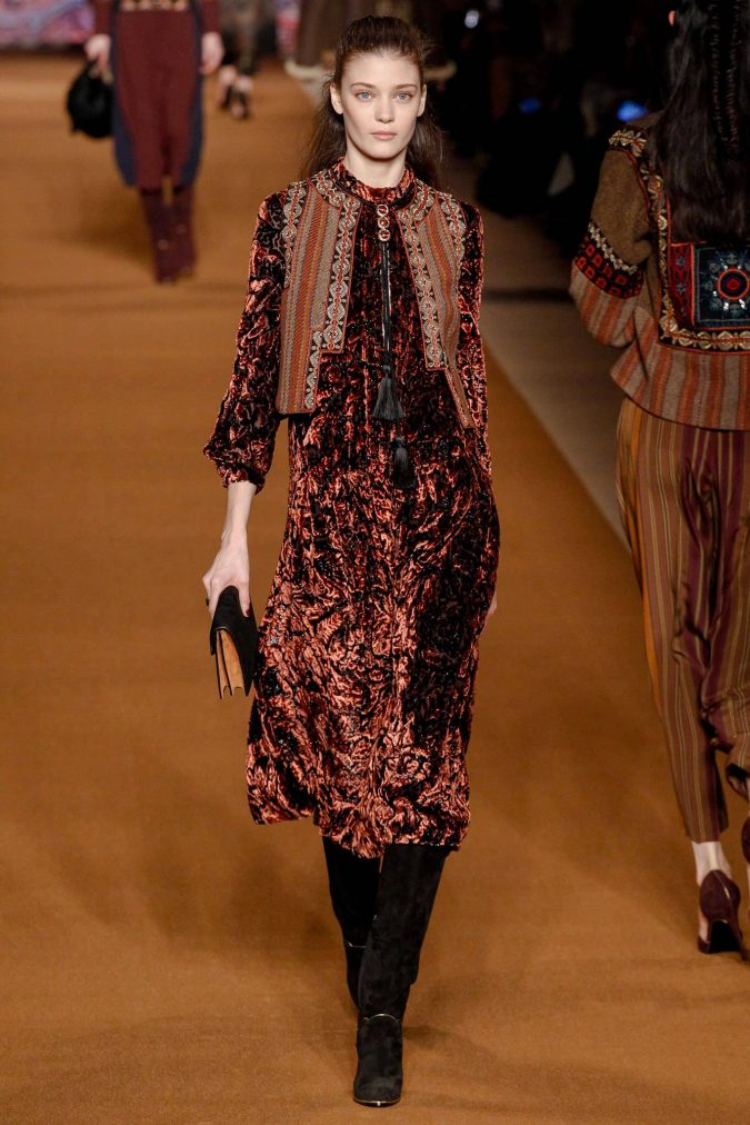 Boho-Chic-outfit-Fall-Winter-2014-2015-675x1012 7 Bohemian Fashion Trends for Fall-Winter 2019