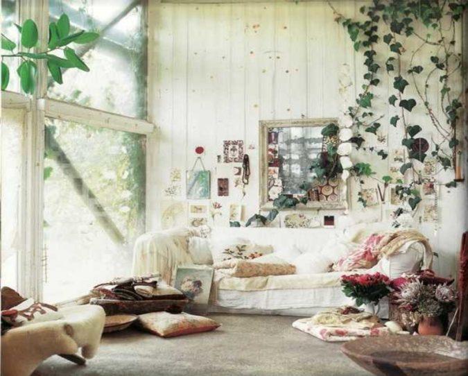 boho-chic-home-decor-ideas-675x542 +45 Stellar Boho Interior Designs & Trends for 2020