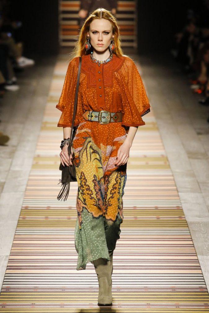 boho-fashion-2019-dress-675x1013 7 Bohemian Fashion Trends for Fall-Winter 2021