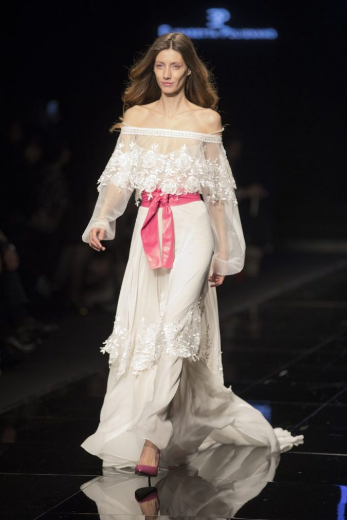 boho-fashion-Elisabetta-Poliganno-2019-dress-675x1012 7 Bohemian Fashion Trends for Fall-Winter 2019