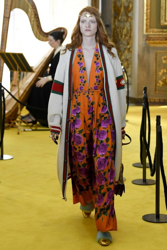 boho-fashion-Gucci-675x1013 7 Bohemian Fashion Trends for Fall-Winter 2019