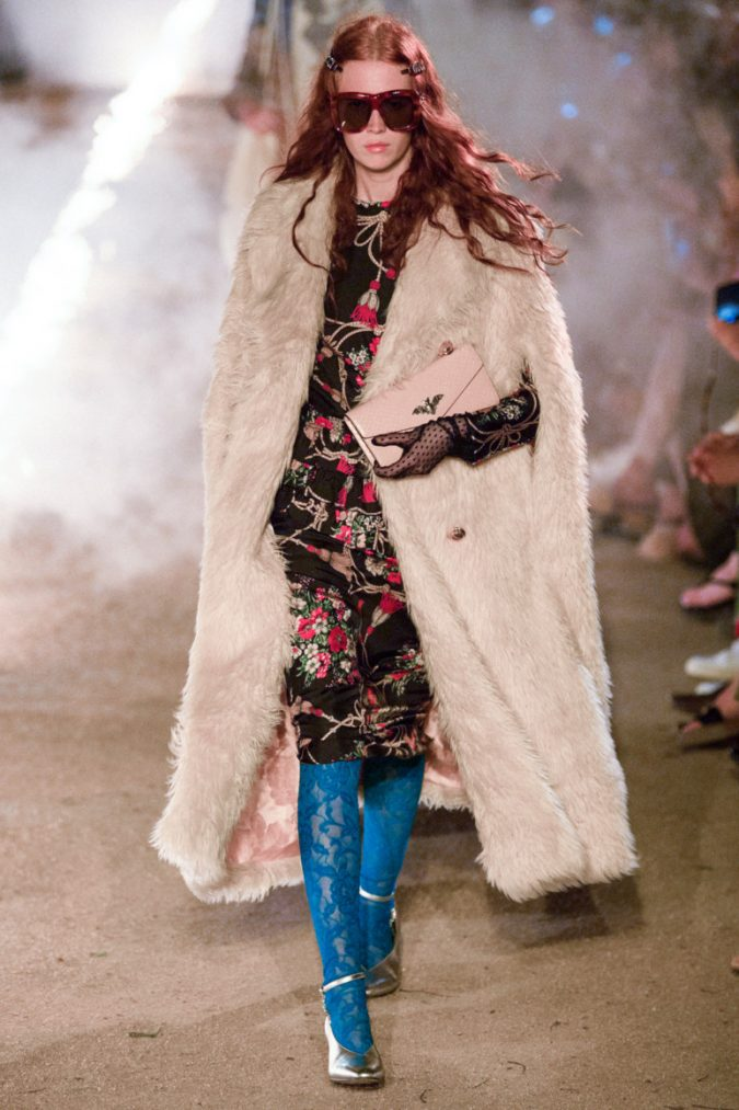 boho-fashion-Gucci-resort-2018-675x1013 7 Bohemian Fashion Trends for Fall-Winter 2021