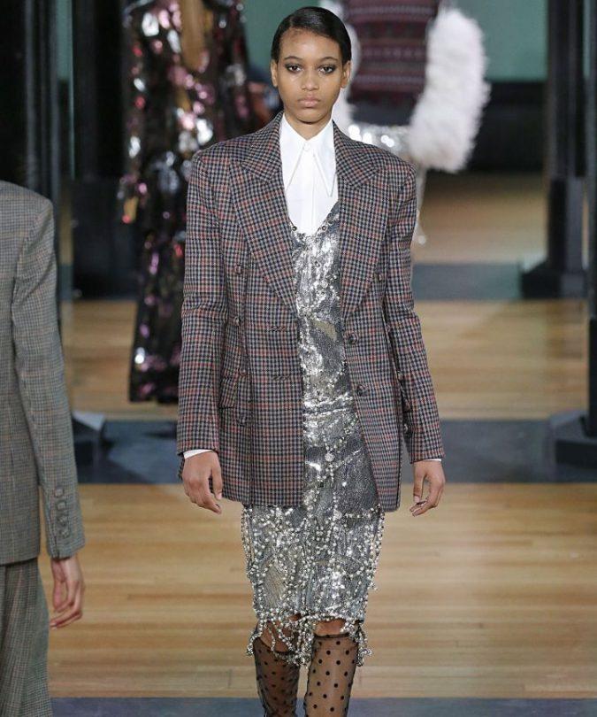 boho-fashion-New-York-Fashion-Week-fall-winter-2018-675x810 70+ Retro Fashion Ideas & Trends for Fall/Winter 2019