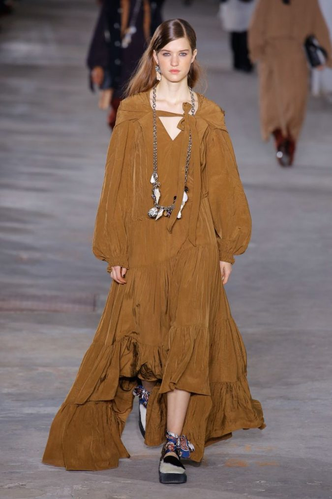 boho-fashion-Phillip-Lim-fall-winter-2019-675x1013 7 Bohemian Fashion Trends for Fall-Winter 2019