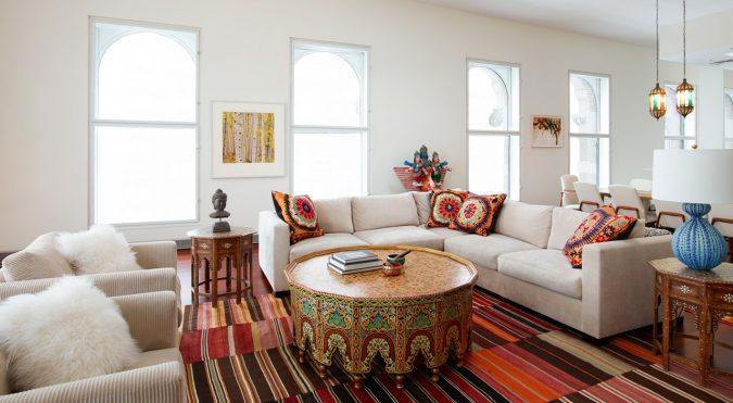 boho-home-decor-Emilee-Schumer-Nous-Decor-675x371 +45 Stellar Boho Interior Designs & Trends for 2020