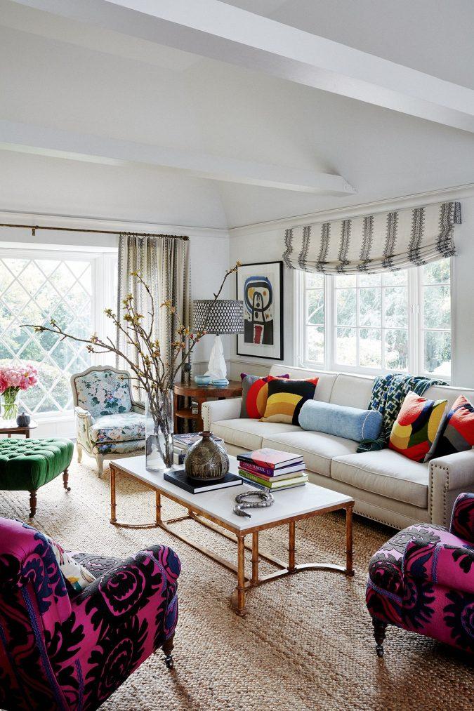 boho-home-decor-living-room-5-675x1013 +45 Stellar Boho Interior Designs & Trends for 2020