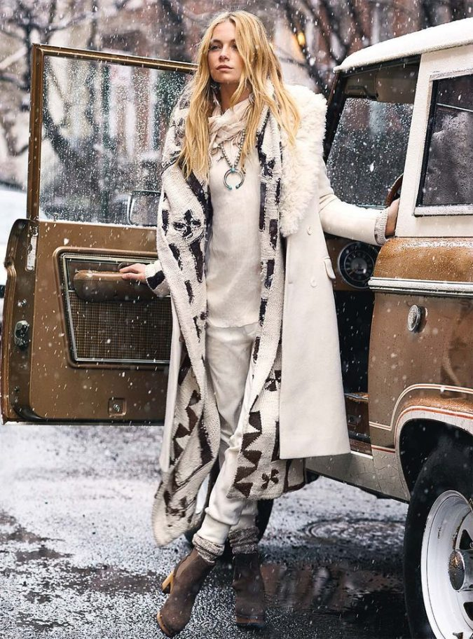 boho-outfit-layering-675x912 7 Bohemian Fashion Trends for Fall-Winter 2019
