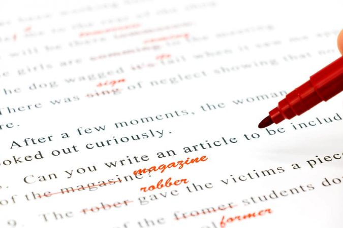 content-writing-bigstock-Spelling-Check-On-English-Sent-120683243-675x450 Top 7 Tips and Tricks for Top-notch Content