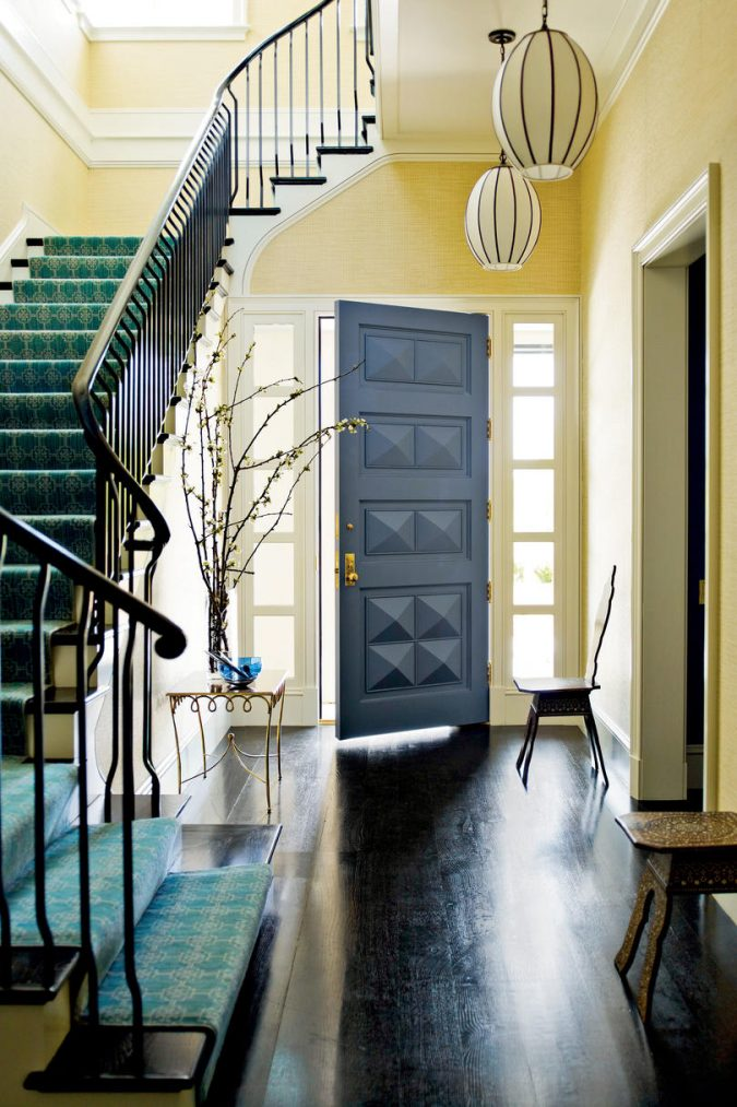 home-decor-entryway-675x1013 Aging in Place: How to Make Your Home Senior-Friendly