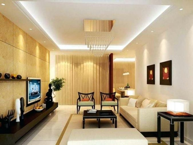 home-decor-living-room-with-led-lights-675x506 Aging in Place: How to Make Your Home Senior-Friendly