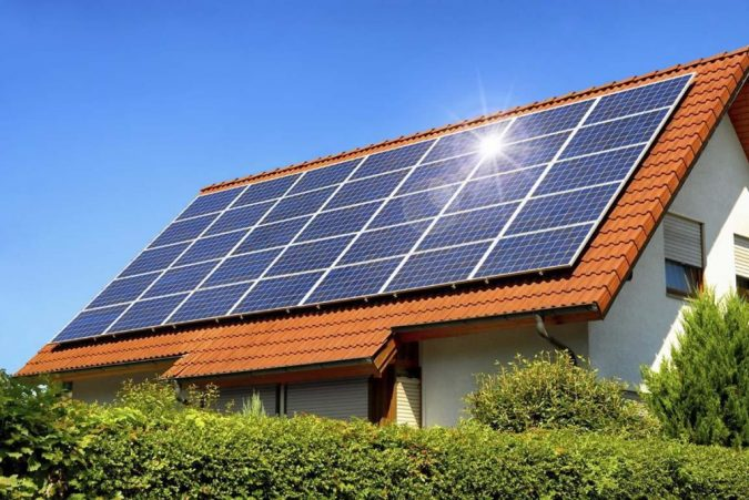 house-Environmental-Benefits-of-Solar-Panels-675x451 Environmental Benefits of Domestic Solar Energy Systems