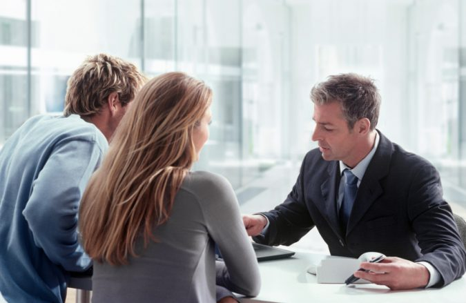 lawyer-and-client-law-consultant-675x439 5 Tips to Hire the Best Divorce Attorney